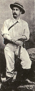 Captain Arthur Jermy Mounteney-Jepson