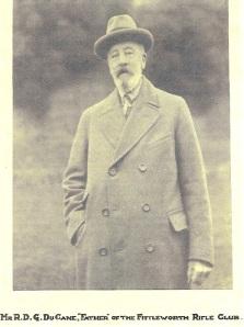 Mr. R. D. G. DuCane
